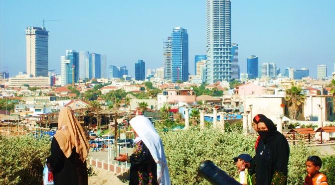 Tel-Aviv, mutations d'une ville monde»