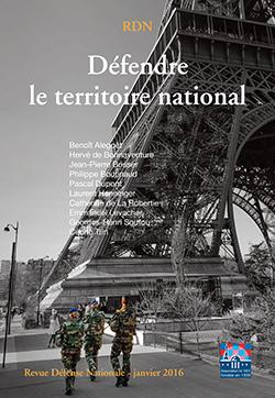 Dans la Revue de Défense nationale de mars 2016
