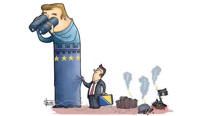 La Bosnie Herzégovine, une poudrière en puissance