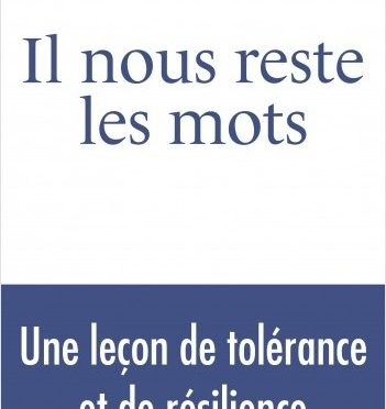 IL NOUS RESTE LES MOTS de Georges Salines et Azdyne Amimour
