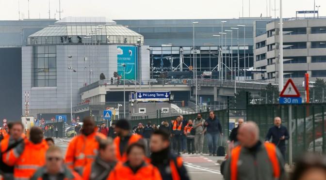 Bruxelles 2016, victime de la Guerre des mondes?