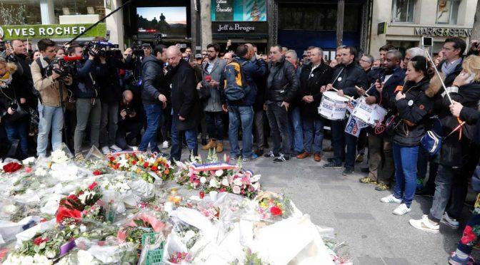 Carte blanche Le Soir Un quinquennat décisif pour lutter contre le terrorisme